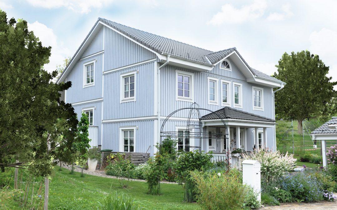 Casa prefabricada de madera modulares y Casa Móvil o Mobile Homes con Jardín