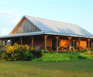 Casa prefabricada de madera modulares y Casa Móvil o Mobile Homes de Tejado Blanco