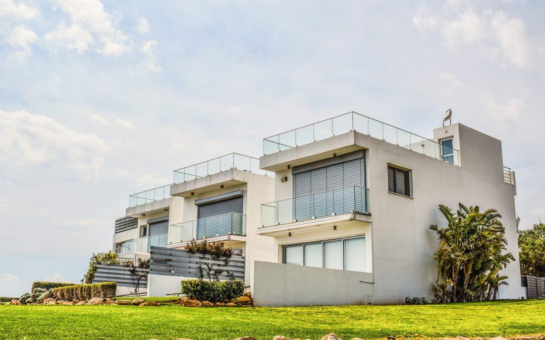 Casa prefabricada de madera modulares y Casa Móvil o Mobile Homes Con Terraza