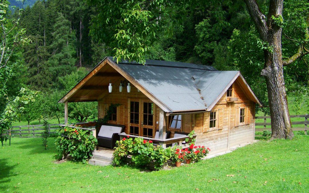 Casa prefabricada de madera modulares y Casa Móvil o Mobile Homes Bosque