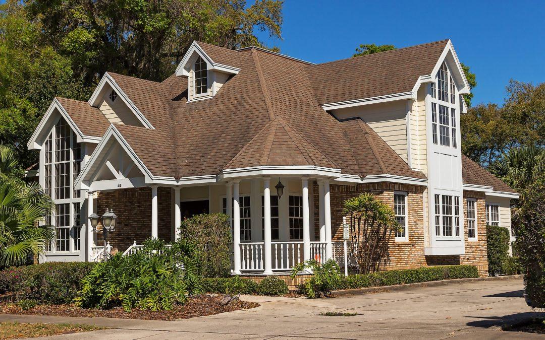 Casa prefabricada de madera modulares y Casa Móvil o Mobile Homes de Tejado Marrón