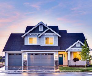 Casa prefabricada de madera modulares y Casa Móvil o Mobile Homes con Doble Garaje