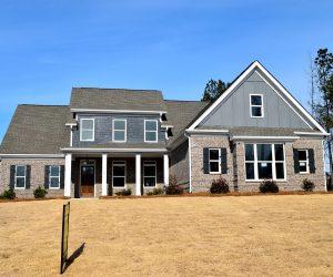 Casa prefabricada de madera modulares y Casa Móvil o Mobile Homes con Ladrillo Marrón